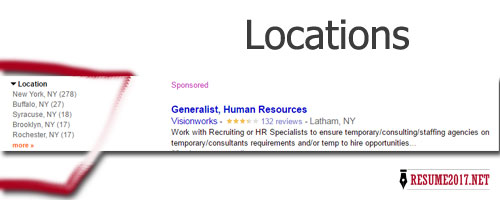 How to prepare resume for relocation