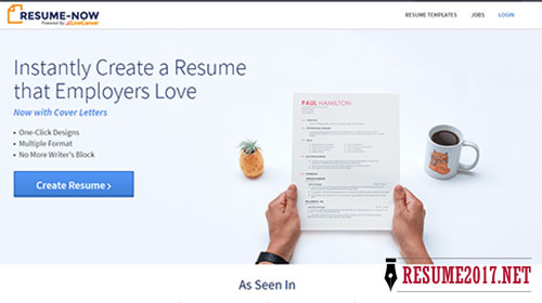 whats inside the resume builder