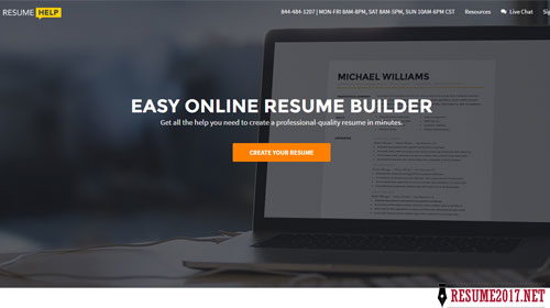 top 6 resume builders 2017