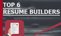 TOP SIX Resume Builders 2017